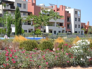 Corvera Golf and Country Club - 2 bed/bath Apartment with Communal Pool.
