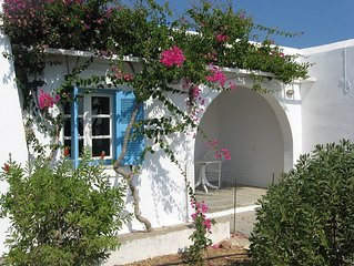 Bezauberndes Ferienhaus mit großzügigem Garten, Pavillon und tollem Meerblick