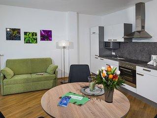 Stilvolle Apartments direkt am Kurpark von Bad Gleichenberg , bis 5 Personen