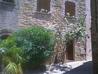 Appartement in historisches Haus in Tourtour