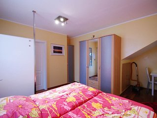 Neu gestaltetes Apartment in ruhigem Umfeld - Kurze Wege zum WCC