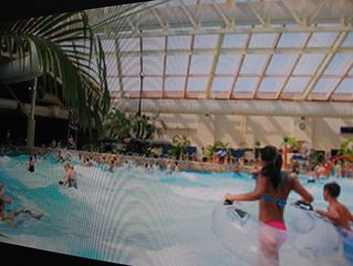 Waterpark fun for the family at Glacier Canyon at the Wilderness Resort (2)
