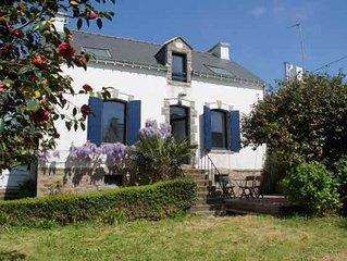 Charmante maison de pecheurs au Bono - Golf du Morbihan