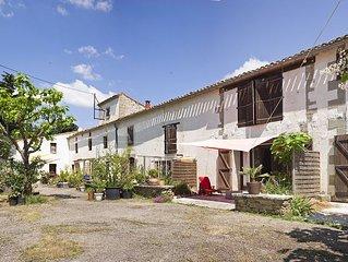 Gite a la campagne... (Proche de Carcassonne, Limoux, Mirepoix, Castelnaudary)