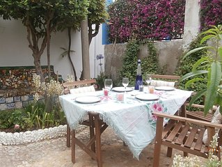 Confortable Maison avec un jolie jardin, plages de Caparica 5min & Lisbonne15min