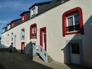 Appartements Fontaine Morgat (4 appartements)( bleu,Blanche,Prune,Mandarine)