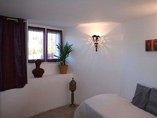 Pour les amoureux de la nature, bel appartement de 80 m carre, tout confort.
