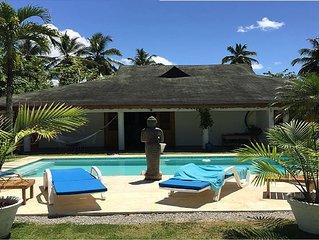 plage ballenas appartement privatif avec piscine 200 m du village des pecheurs