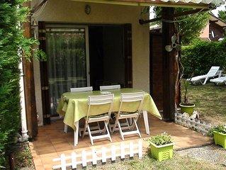 Maison de vacances T2 bis tout confort a 100m du lac d'Hourtin