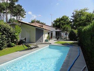 Location saisonniere maison  T4 avec piscine