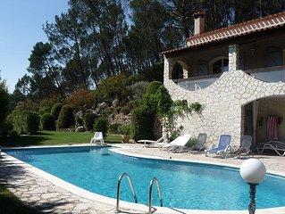 Maison provencale 240m2 avec piscine 6 x 12 m, proche Cassis, Aix en Pce