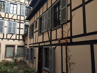 La Petite Maison Strasbourgeoise