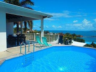 Villa BLUE SWEET HOME (The View) face à l'océan