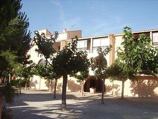 Appartement T2 proche mer et port