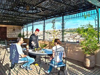 Riad Rcif (Price per double room 2 persons)