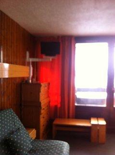 Studio au pied des pistes de ski Domaine Tignes Val d'Isere