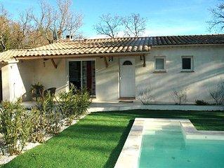 Villa a la campagne avec piscine
