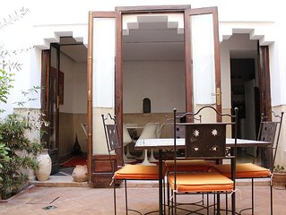 RIAD RENTED EXCLUSIVE - STAFF AND AIRPORT TRANSFER INCLUDED