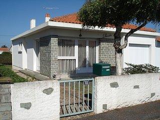 Maison de vacances sur la côte Vendéenne