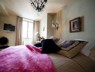 Maison Décoration chic Centre Ville Fontainebleau 2 personnes
