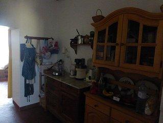 maison typique de village perche du pays nicois a 15 minutes du centre de Nice,