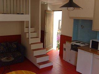 Appartement typique.