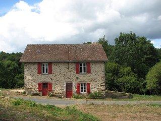Gite au coeur du Parc Naturel Perigord-Limousin