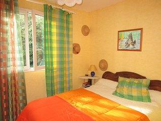 Photo et description de la location maison à Léon