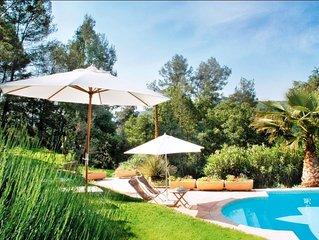 Villa pays de Grasse et Cannes