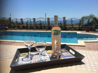 VILLA BELLEROSE - 4 bedrooms Luxury villa  on Thracian Golf Cliffs resort