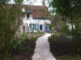 Maison typique a Chaumont sur Loire