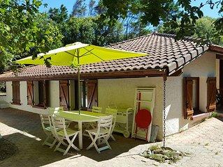 A 150 m de la Plage, Villa Jardin Hossegor Quicksilver Pro