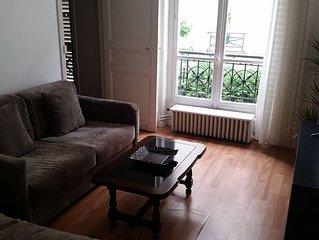 Bel appartement parisien