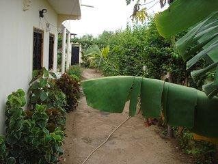 A Saly Niakh Niakhal villa en bord de mer climatisée et confortable à prix doux