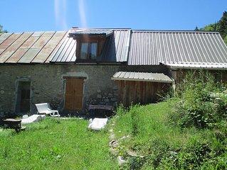 ancienne Grange amenagee en gite