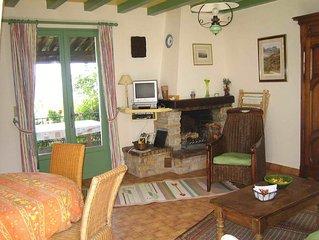 maison de vacances dans les alpes de haute provence dans un village de caractère