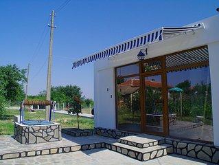 Villa Karadere: The Cube Studio