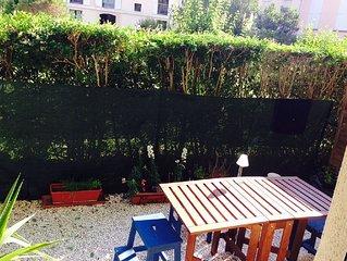 Appartement Moderne et Chaleureux proche de Paris (acces direct en 20 mn)