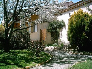 Maison en Provence au pied des Alpilles - Eyguières