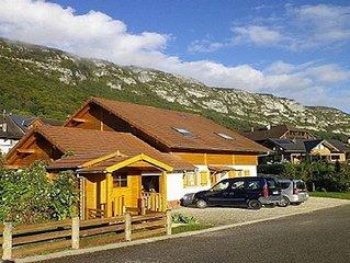 Location pres du lac d'Annecy