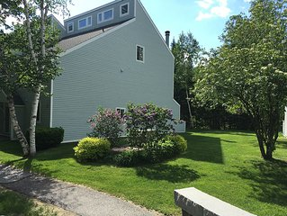Waterville Valley Townhouse on Mad River