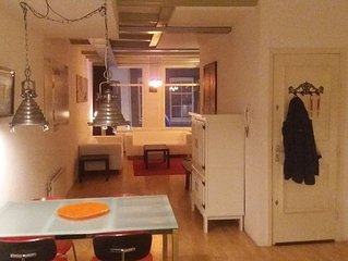 You Can't Get More Central than this! 2 - Bedroom Apartment - Amsterdam Center!