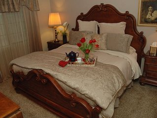 Only 15 Miles To Yosemite, Private 2 Rm Suite, Romantic Yet Perfect For A Family