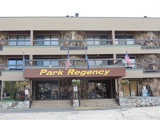 Park Regency Resort 1.5 Bedroom With Kitchenette Sleeps 6