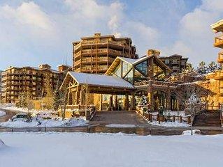 Sundance Film Festival Canyons Studio Suite at Westgate Ski N Ski Out