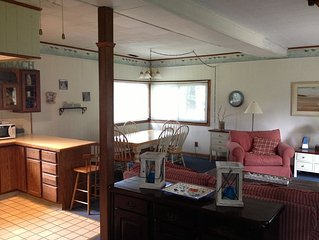 Charming 2 Bedroom Cottage- Crescent Beach Ontario (Fort Erie)