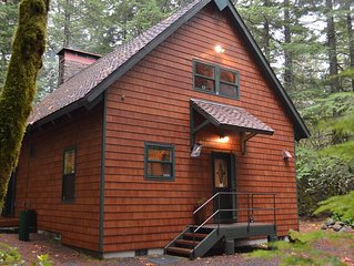 ZigZag Deep Forest Mountain Chalet