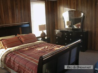 4BR, 2BA Bed & Breakfast