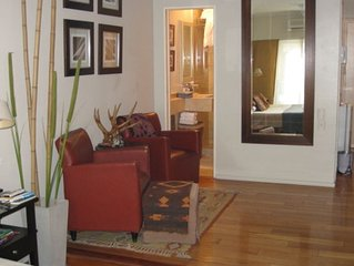 Recoleta Elegant and Comfortable Fully Furnished