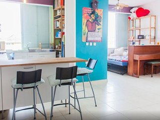 Cozy Studio With Central Location In Rehovot